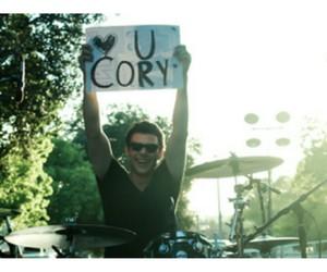 cory monteith, glee, and cory image