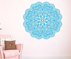 decals, wall decal, and home decor image