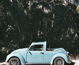 auto, blue, and car image
