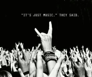 concert, music, and rock image