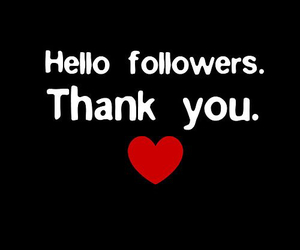followers, weheartit, and love image