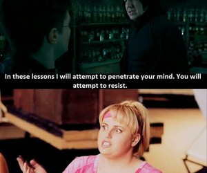 harry potter, fat amy, and funny image