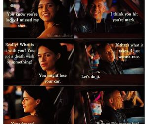 dom, letty, and fast 6 image