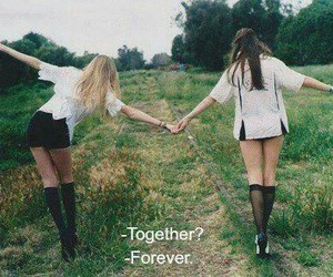 amazing, bff, and forever image
