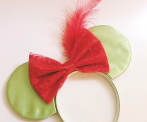 disney, mickey mouse ears, and peter pan image