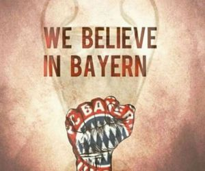 bayern, CL, and love image