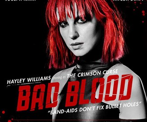 Taylor Swift, bad blood, and hayley williams image
