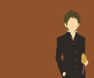 anime, boy, and hyouka image