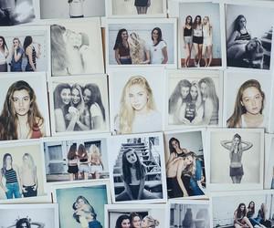 girl, polaroid, and summer image
