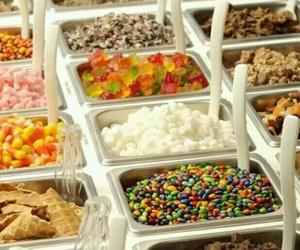 candy, eat, and food image