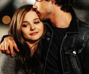 if i stay, couple, and love image