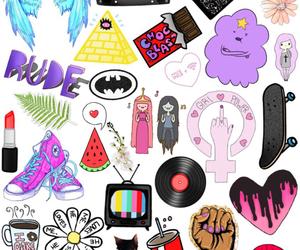 Collage, tumblr, and fun image
