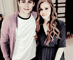holland roden, teen wolf, and stydia image