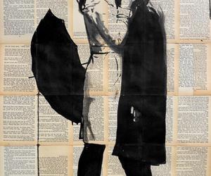 kiss and art image