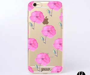 case, fashion, and floral image