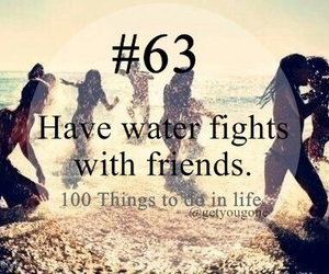 friends, 63, and 100 things to do in life image