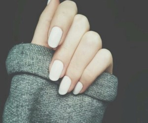 fashion, nails, and girls image