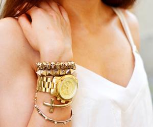 bracelets, luxury, and style image