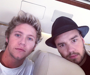 plane, liam payne, and niall horan image