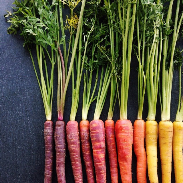 carrot, food, and vegetables image