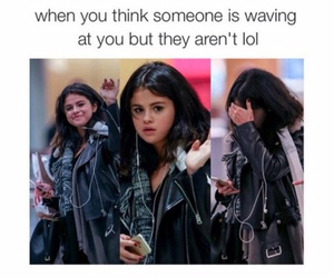 funny and selena gomez image