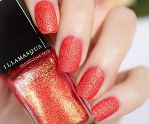 nail polish, nails, and pastel image