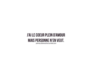 french, quotes, and mots image
