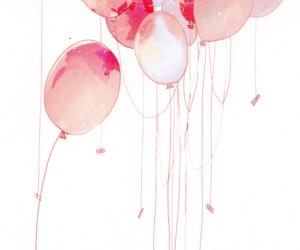 art, balloon, and charming image