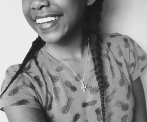 africa, black and white, and smile image