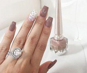 nails, fashion, and nail polish image