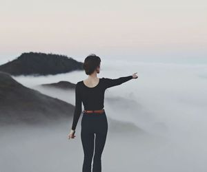 alone, girl, and hipster image