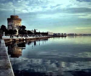 thessaloniki and Greece image