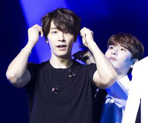 donghae, ryeowook, and superjunior image
