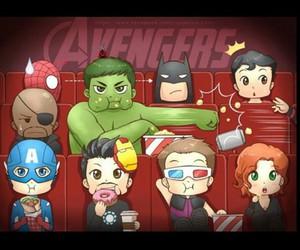 Hulk and ironman image