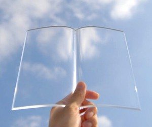 sky, book, and blue image