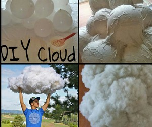 cloud, creative, and diy image