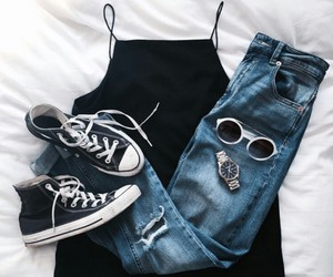 babe, clothes, and fashion image