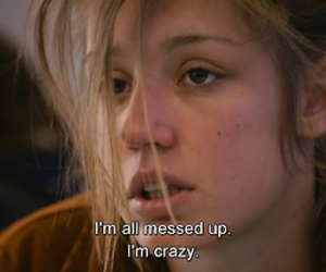 crazy, quotes, and movie image