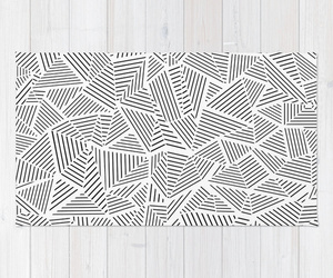 abstract, geometric, and white image