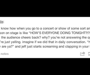 concerts, famous, and funny image