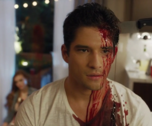 scream, teen wolf, and tyler posey image