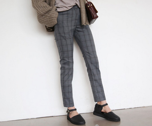 cardigan, shoes, and clothes image