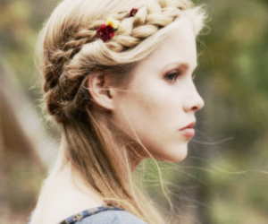 claire holt, the vampire diaries, and rebekah image