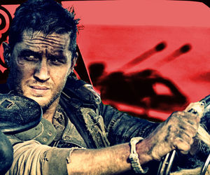 cars, cinema, and mad max image