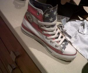all star, america, and american flag image