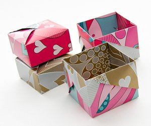 boxes, crafts, and diy image
