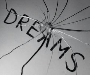 Dream, broken, and sad image