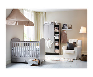 baby, ikea, and room image