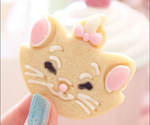cats, Cookies, and disney image