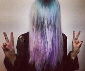 fashion, cabello de colores, and gemma styles image